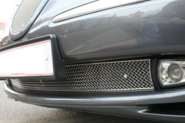 Jaguar S Type Lower Mesh Grille - 1999 to early 2004 models